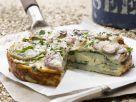 Potato Frittata with Spinach and Onions recipe