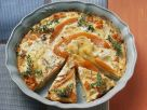 Potato Gratin with Pumpkin and Feta recipe