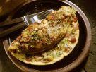 Potato, Ham and Tomato Fritatta recipe