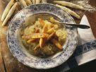 Potato Noodles with Sauerkraut recipe