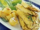 Potato Omelette with Rosemary recipe