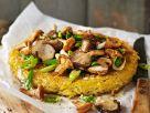 Potato Pancake with Mushrooms recipe