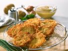 Potato Pancakes with Applesauce recipe