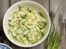 Potato Salad with Cucumber recipe