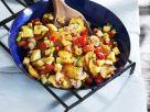Potatoes and Mushrooms recipe