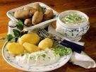 Potatoes with Chives recipe