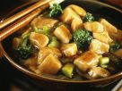Poultry and Brassica Stir Fry recipe