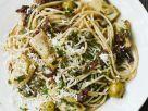 Preserved Vegetable Pasta recipe