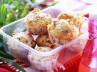 Prosciutto Cheese Muffins recipe
