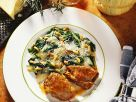 Proscuitto and Rosemary Pork Steaks with Chard recipe