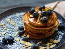 Protein Pancakes with Low-fat Yogurt recipe