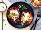 Pulled Chicken Taco Salad recipe
