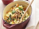 Pumpin and Corn Risotto recipe