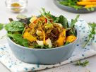 Pumpkin and Green Spelt Salad recipe