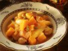 Pumpkin and Potato Stew with Smoked Pork recipe