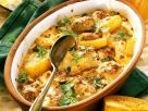 Pumpkin and Sausage Gratin recipe