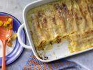 Pumpkin Cannelloni recipe