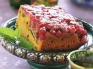 Pumpkin Lingonberry Upside Down Cake recipe