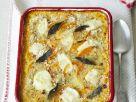 Pumpkin Mozzarella Gratin recipe