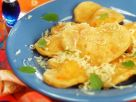 Pumpkin Ravioli with Cheese Filling recipe