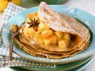 Quince Stuffed Pancakes recipe