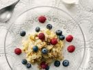 Quinoa Cereal with Berries and Figs recipe