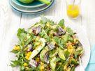Quinoa Salad Bowl with Mizuna recipe