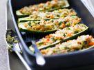 Quinoa-Stuffed Zucchini recipe