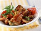Rabbit and Artichoke Stew with Thyme recipe