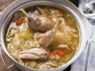 Rabbit and Cabbage Stew recipe