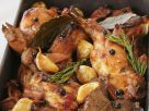 Rabbit Stew with Beer and Juniper Berries recipe