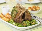 Best End of Lamb with Potatoes recipe