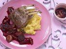 Rack of Lamb with Cornmeal recipe