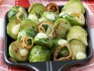 Raclette with Brussels Sprouts recipe