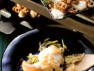 Raclette with Fish and Seafood recipe