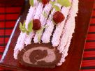 Raspberry Chocolate Roll recipe