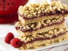 Raspberry Crumble Pastries recipe