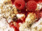 Raspberry Yoghurt Pudding recipe