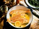 Red Mullet with Lemon Sauce recipe