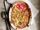 Rhubarb Crumble recipe