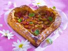 Rhubarb Heart recipe