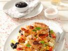 Rice and Vegetable Salad with Chicken recipe