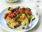 Rice Patties with Vegetables recipe