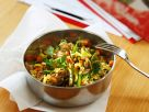 Rice with Mushrooms and Vegetables recipe