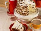 Ring Cake with Chocolate Bar Cream Filling recipe