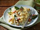 Risotto with Bacon and Cauliflower recipe