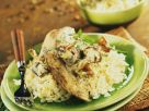 Risotto with Turkey Breast recipe