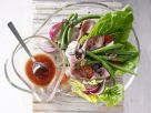 Roast Beef and Green Bean Salad recipe