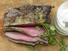 Roast Beef with Remoulade recipe