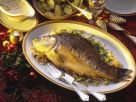 Roast Carp with Root Vegetables recipe